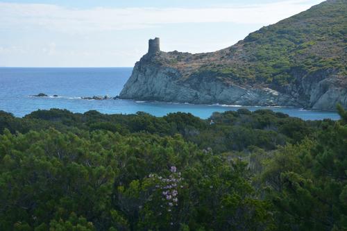 Le Cap Corse - octobre 2013