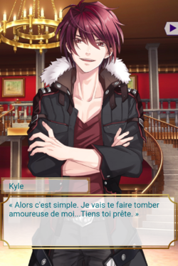 Kyle, Solution son histoire