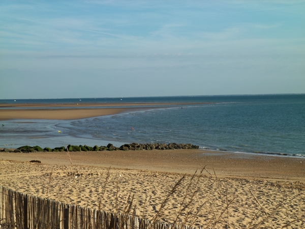 D1-Petite balade du matin sur la plage