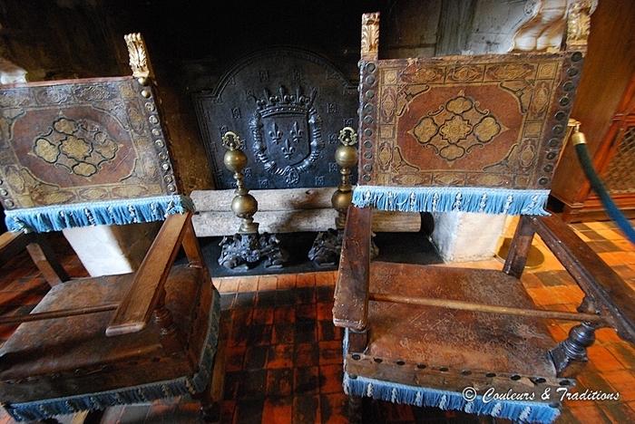 La Chambre de Diane de Poitiers