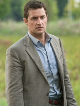 Richard Armitage France Black Storm