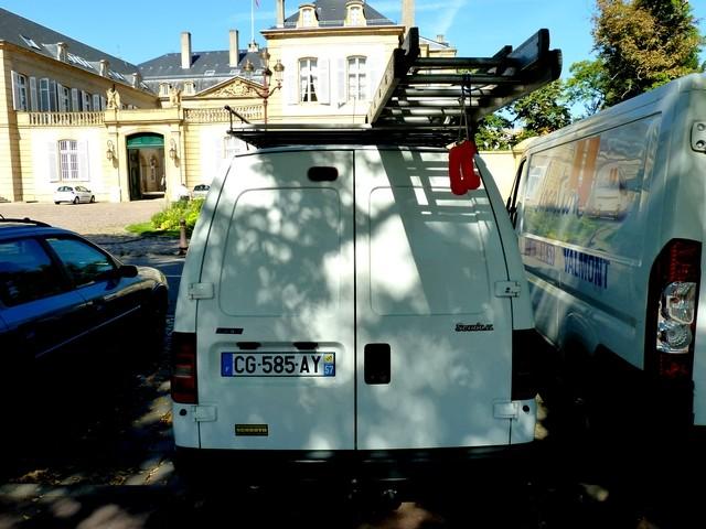 Respect du code de la route 3 Marc de Metz 17 09 2012