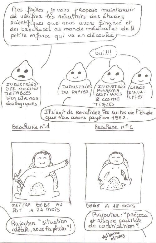 L'hygiène naturelle infantile