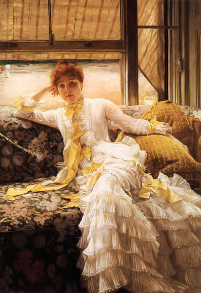 File:James Tissot - Seaside.jpg