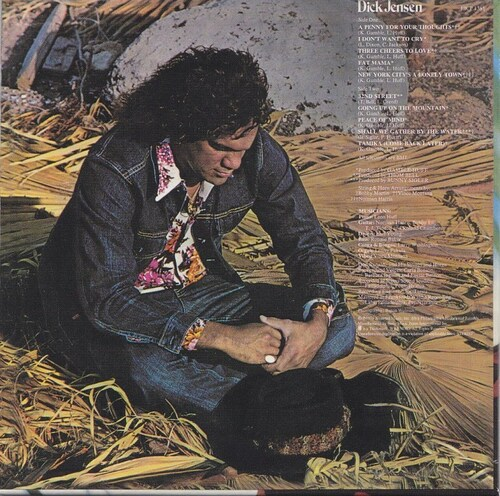 "1973 : Dick Jensen : Album "" Dick Jensen "" Philadelphia International Records KZ 31794 [ US ]"