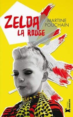 """Zelda la rouge"" de Martine Pouchain"