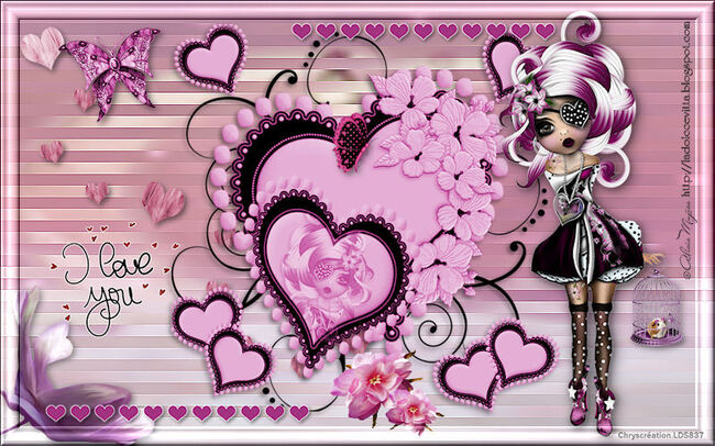 """récompense """" st valentin"""""""