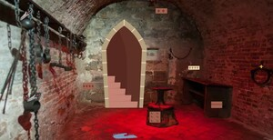 Jouer à Genie Castle dungeon room escape