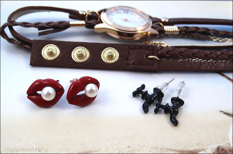 Ongles, bijoux, montres et plus encore ...
