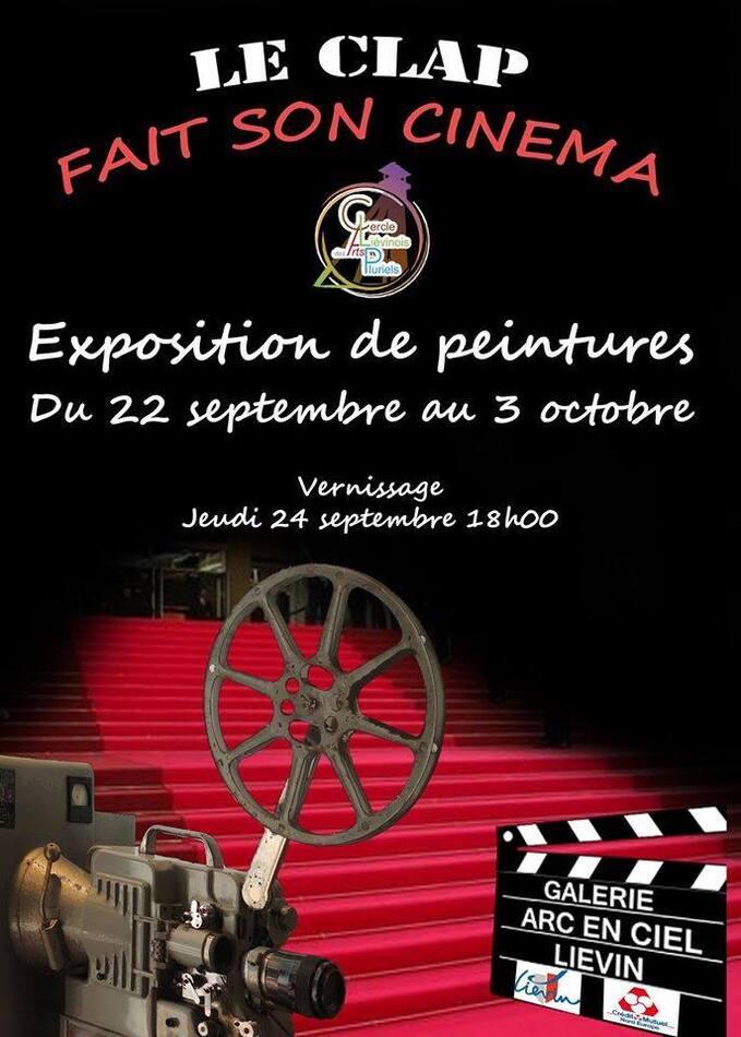 Le CLAP de Liévin- Exposition