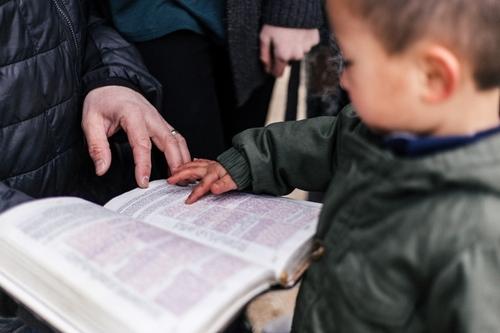 De la CROIX à la GLOIRE - Lecture et Prière (2)