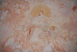 restauration des fresques de Dégagnazès