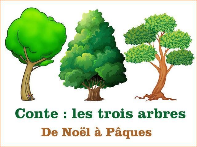 """Résultat de recherche d'images pour """"Le conte des trois arbres"""""""