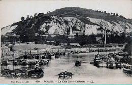 LES REMPARTS DE SAINTE-CAHERINE (Seine-Maritime)