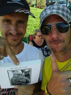 Mon ami Bastouil !!!