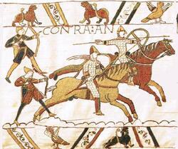 Guillaume et la Couronne d'Angleterre