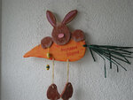 """lapin """"welcome"""" exemple"""