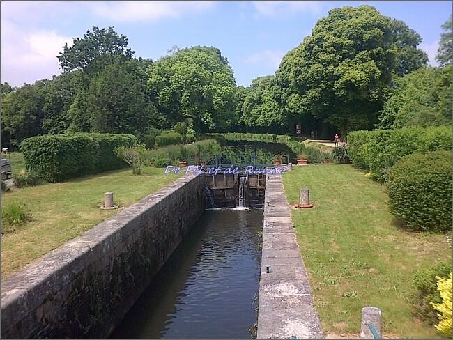 Le canal de Nantes à Brest  : étape 5