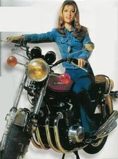 La moto c'est trop beau !