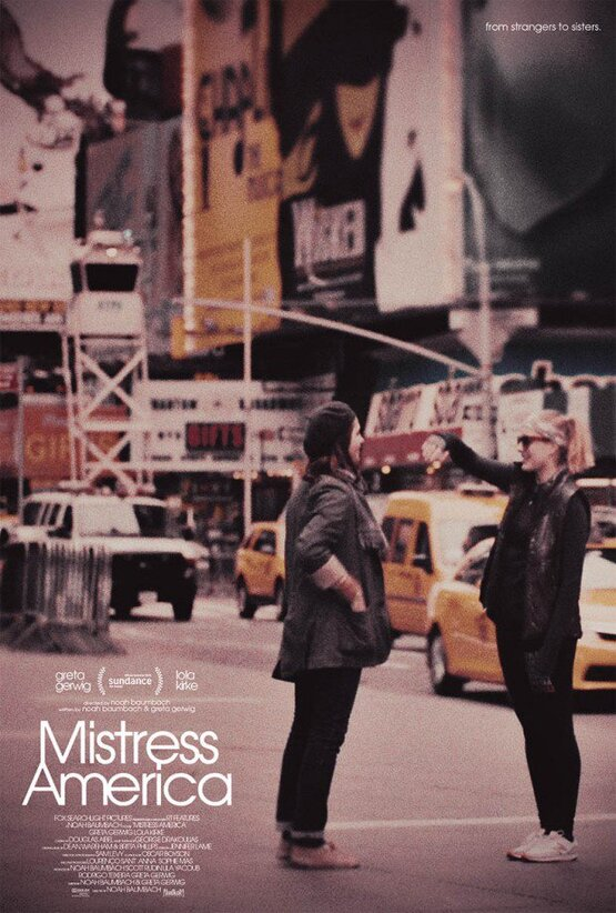 [Critique] Mistress America