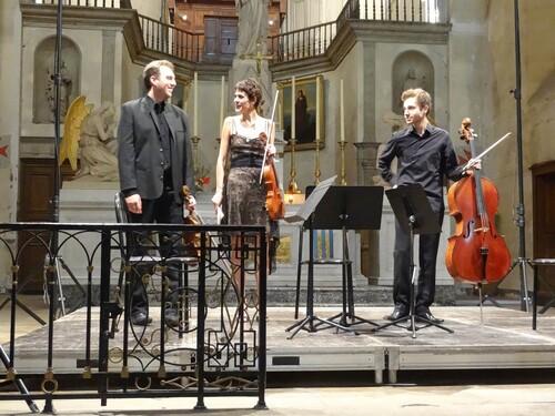 Musique en voûtes dans l'église Saint-Pierre de Châtillon sur Seine