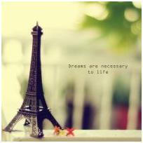 Paris devant soi (Challenge 20 Alexia4ever)