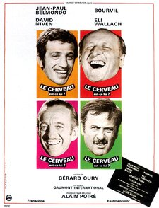 BOX OFFICE FRANCE 1969 top 10