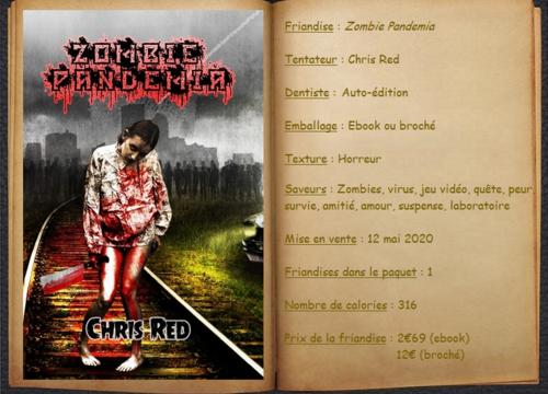 Zombie Pandemia - Chris Red