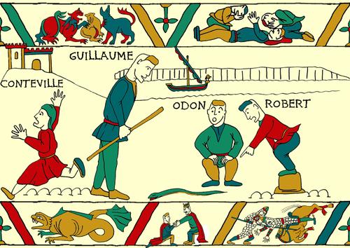La vie de Guillaume le Conquérant