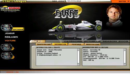 Team Brawn-Mercedes