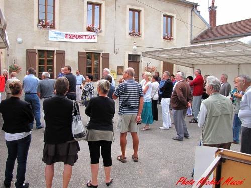 """""""Au temps du tacot"""", une belle exposition à Essarois,  les 11 et 12 août 2012"""