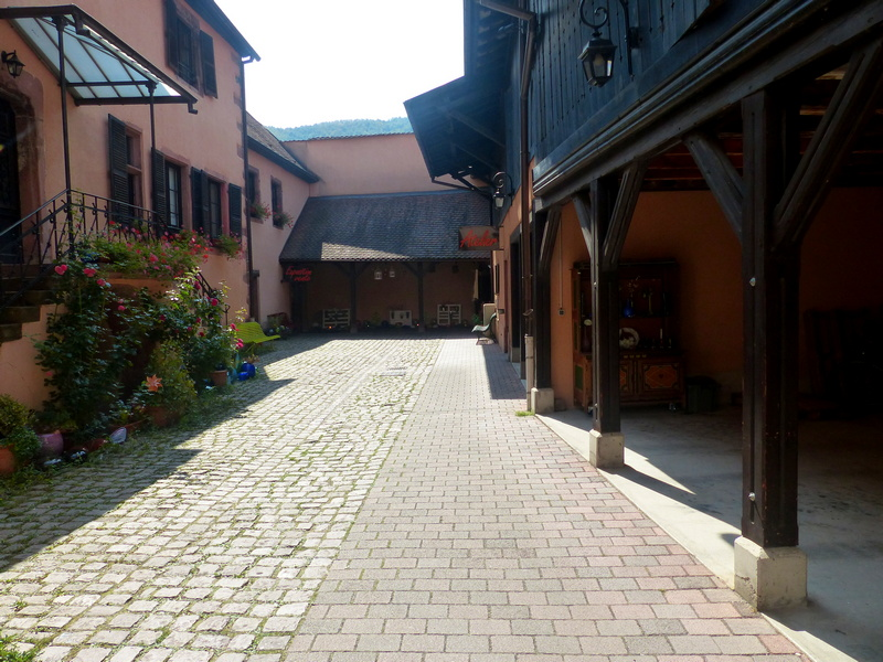 Sortie à Kaysersberg