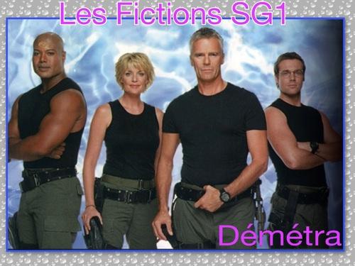 Les fictions SG1