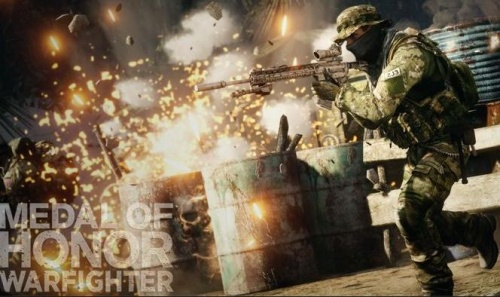 Medal of Honor : Warfighter se montre en images