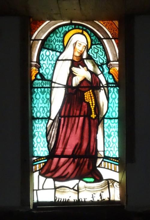 L'église à pans de bois de l'Exaltation de la Sainte Croix,à Bailly le Franc (Aube)