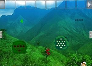 Jouer à Green mountain valley escape