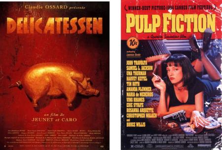 Affiches de film : un condensé de cinéma