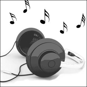 Nouvelle rubrique : Ce que j'écoute