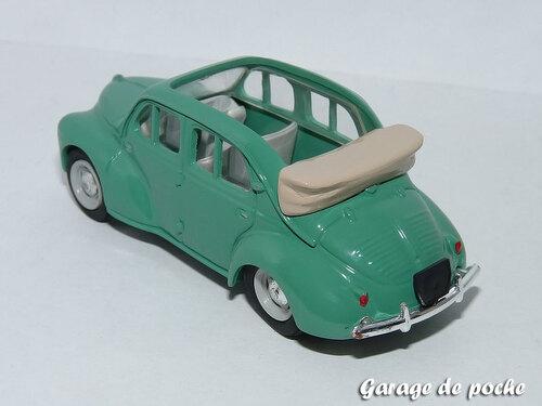 4cv Découvrable 1954