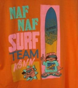 naf naf surfer