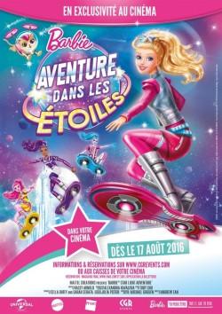 Couverture de Barbie - Aventure dans les étoiles