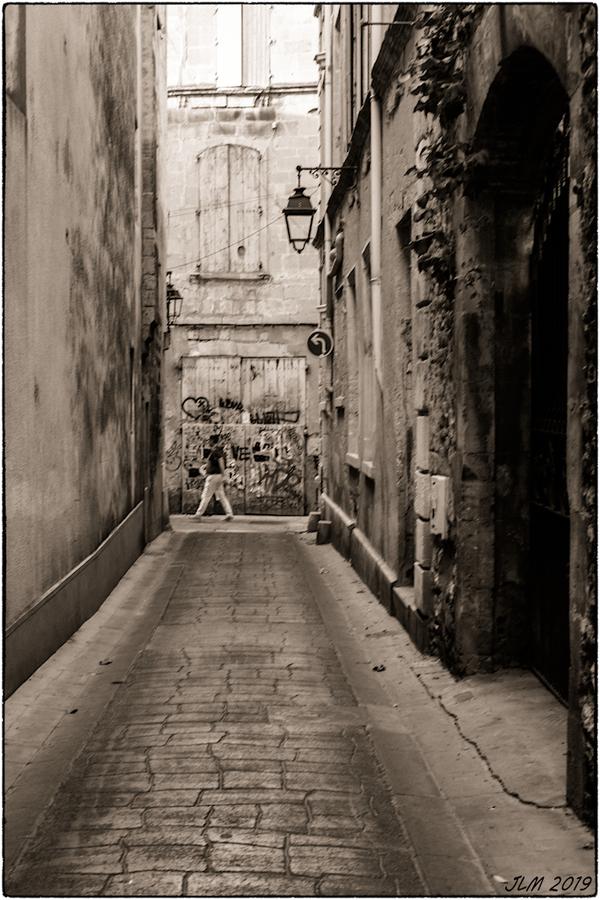 Une semaine à Arles.