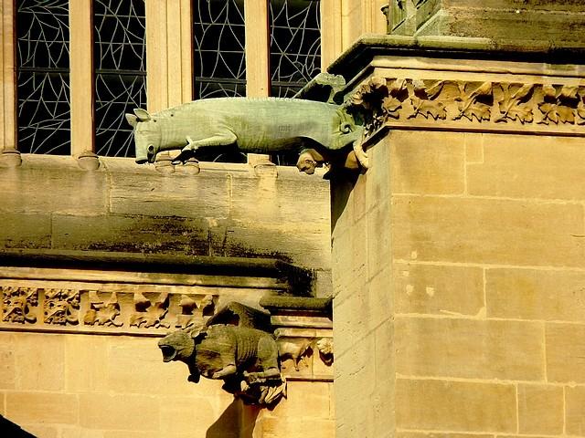 Gargouilles de Metz 6 Marc de Metz 2012