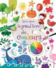 Le grand livre des couleurs
