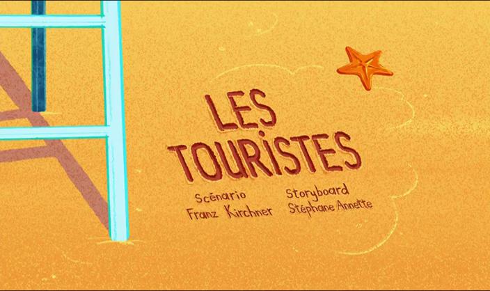 Zig & Sharko - 2x35 - Les touristes
