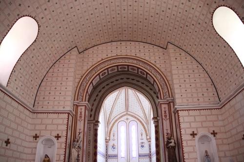 L'église de Saulgé
