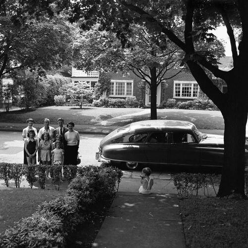 21 - Automobile et famille!