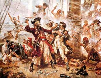 Véritables Pirates