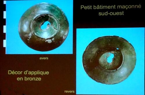 """Les fouilles archéologiques de """"Molesme-sur-les-Creux"""""""