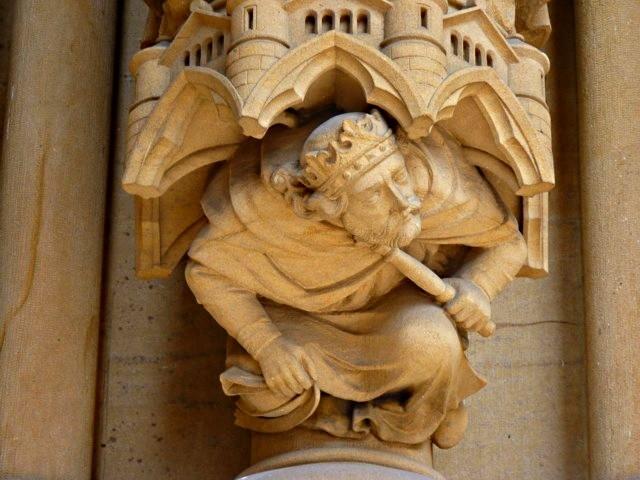 Cathédrale de Metz juin 2010 -7